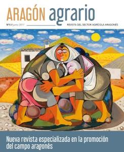 PORTADA REVISTA ARAGON AGRARIO